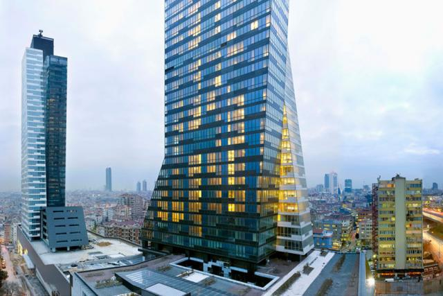 TRUMP TOWERS YÖNETİM OFİSİ